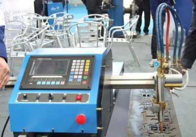 Gantry Type Double Driven CNC Flame Plasma Makina ebaketa salmentan