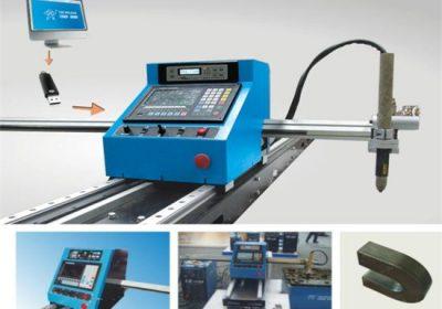 Kalitatezko plasma bidezko CNC / pizarreria / protable CNC plasma ebaketa makina