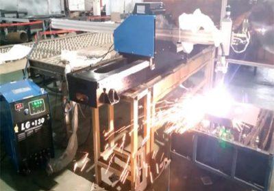 Bossman kable aldagarri eramangarria CNC plasma ebaketa-makina Plasma Cutter