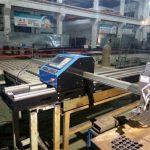 Metalezko xafla plaka CNC flame plasma ebaketa-makina