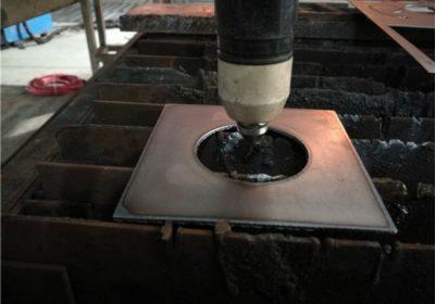 Fabrikako hornidura 2000 * 3000mm 2030 cnc plasma ebaketa-makina kanalizazioetarako