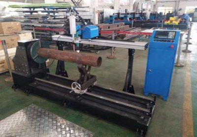 Produktu berria CNC eramangarria plasma altzairu herdoilgaitzezko kanalizazioa ebaketa makina