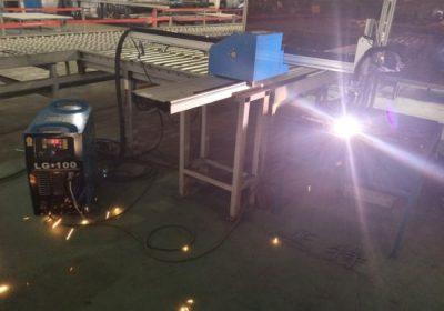 Mini-panteia CNC plasma makina ebaketa / CNC Gas plasma ebakitzailea