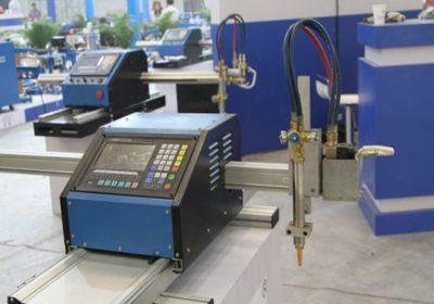 Bi metalezko xafla eta kanalizazio metalikoa CNC ebaketa-makina, plasma bidezko ebaketa eta oxy-fuel erregulagailua lantzeko