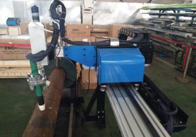 CNC Plasma Altzairu herdoilgaitza Pipe ebaketa makina