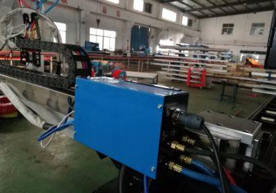 Gantry CNC gas plasma ebaketa makina prezioa