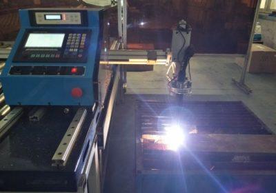 CNC plasma metal ebaketa makina pizarra CNC plasma ebaketa makina