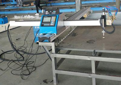 1560 Zailtasun handiko CNC plasma ebaketa makina Txinan