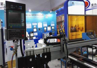 Txinan egindako CNC plasma metalezko ebaketa makina eginda, plaka eta metal borobilera