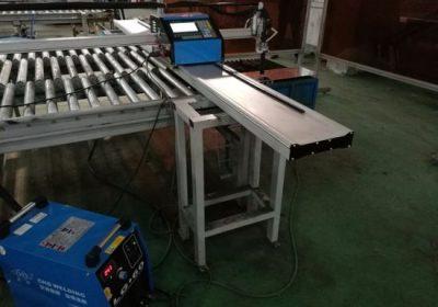 Hobby 1500 * 3000mm kanalizazioa CNC plasma ebaketa-makina