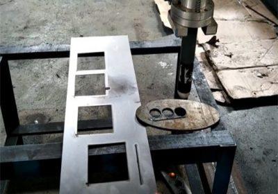Txinako fabrika Aluminiozko cnc metal plasma ebaketa makina