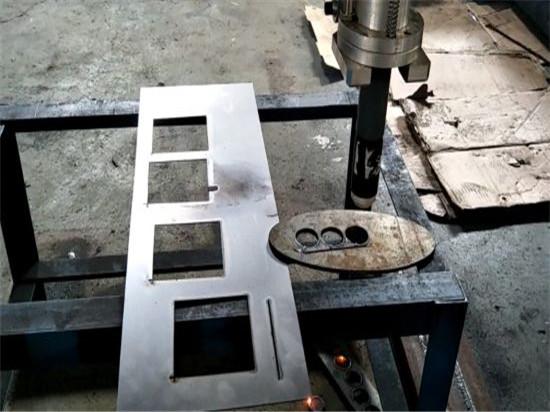 China Jiaxin 1300 * 2500mm woking area plasma ebaketa-makina metal ebakitzailea Plasma pantaila LCD sistema kontrolatzeko sistema berezia