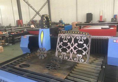 Hot Sale Table Type Makina Plasma CNC Makina ebaketa
