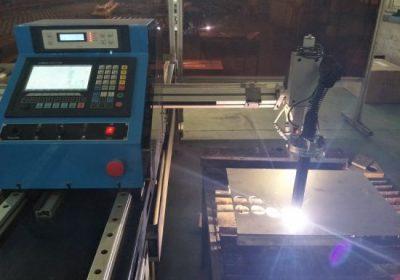 Karbonozko metalezko hodi kanalizazio kanaleko CNC ebaketa makina