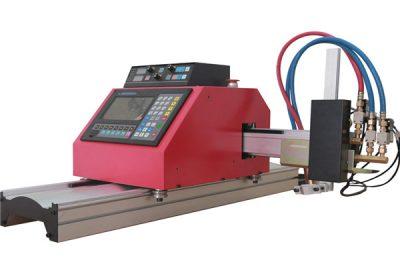 Txapa txikia CNC flame / plasma ebaketa-makina